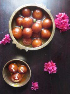 indyjskie słodycze